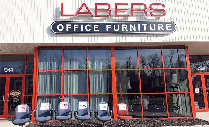 Laber's Furniture | Used Office Furniture in Hagerstown, MD