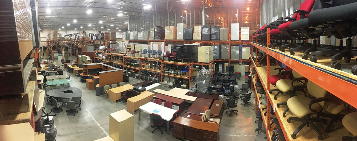 New & Used Office Furniture Warehouse Hagerstown, MD