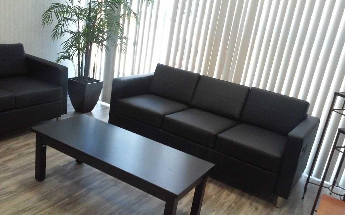 Office Star Atlantic Sofa W Dual Charging Laber S Furniture